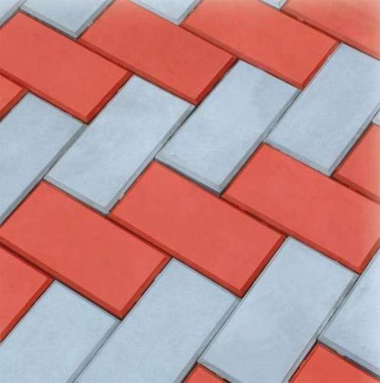 Glossy Paving Blocks