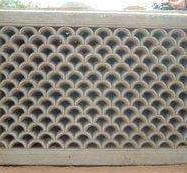 Decorative Cement Grill