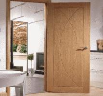 2105 x 900 Flush Doors