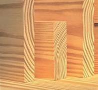 Decorative Pine Plywood
