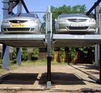 Stack Car Parking System