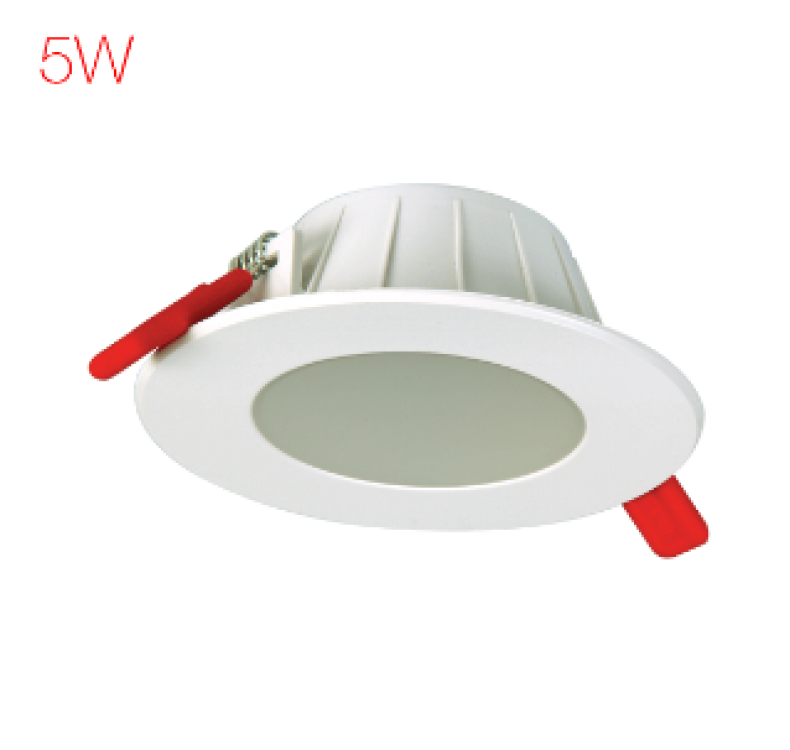 5W Downlighter Round