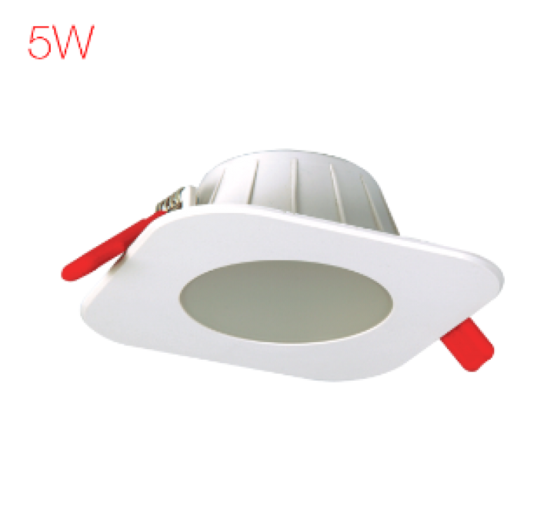 5W Downlighter Square