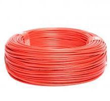 0.75 sqmm red FR wires