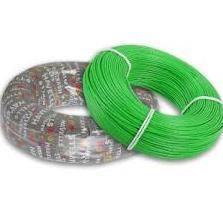 6 sqmm green FR wires