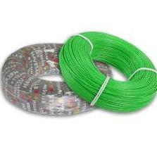4 sqmm green FR wires