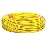 6 sqmm yellow FR wires