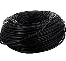 0.75 sqmm black FR wires