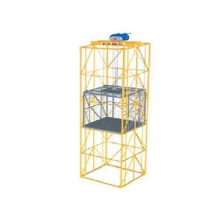 Cage Hoist