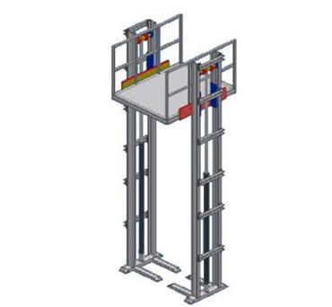5000 Kg Hydraulic Lift