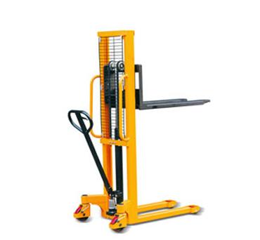 500 Kg Hydraulic Stacker