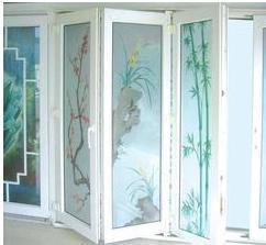 Designer UPVC Doors