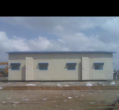 FRP Pre Fabricated Cabin