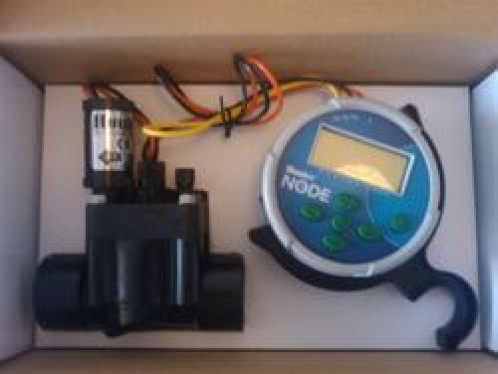 Battery Operated Solenoid Valve