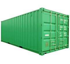 Shipping Refurbishment Containers