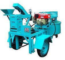 Diesel Block Making Machine