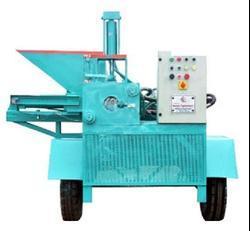 Diesel Briquette Making Machine