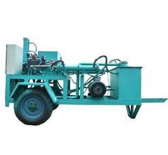Electric Biomass Briquette Machine