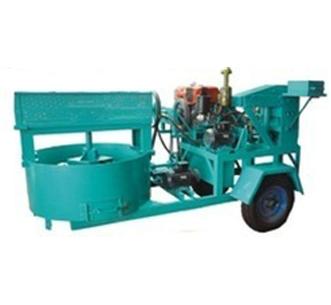 Hydraulic Paving Block Making Machine