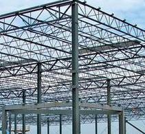 Heavy Structure Fabrication Service