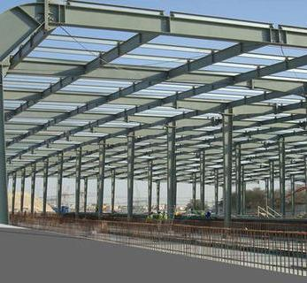 Roof Structure Fabrication Services