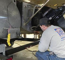 Tank Fabrication Service