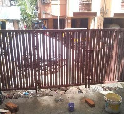 Sliding Gate Fabrication Work