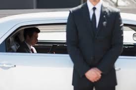 Executive Protection Security Guard