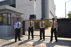 Industrial Security Service