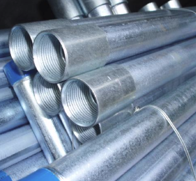 Galvanized Iron Earthing Pipe