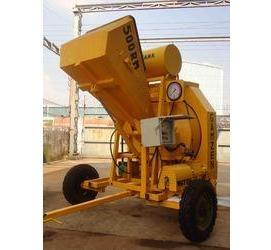 500RM Mini Mobile Batching Plant