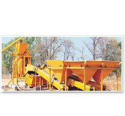 Batching Plant type with Hoppers