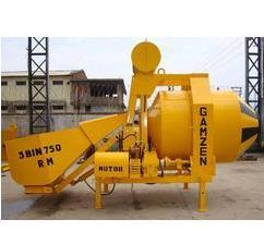 3 Bin 750 RM Mini Mobile Batching plant