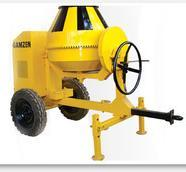 Concrete Bucket Hand Feed Machine