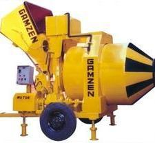 Drum Electric Concrete Mixer