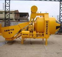 750 RM Concrete Mixer