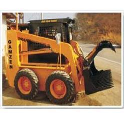 Fork Grapple Skid Steer