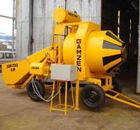 3 Bin 750 RM Concrete Mixer
