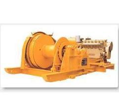 5 T Piling Winches