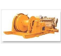 2.5 T Piling Winches