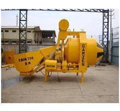 Reversible Electric Motor Concrete Mixer