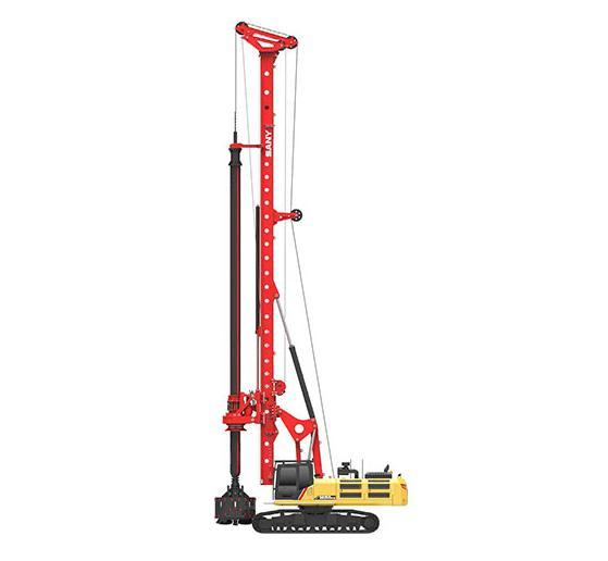 265kN.m Rotary Drilling Rig