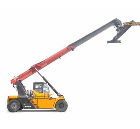 39 ton Reach Stacker