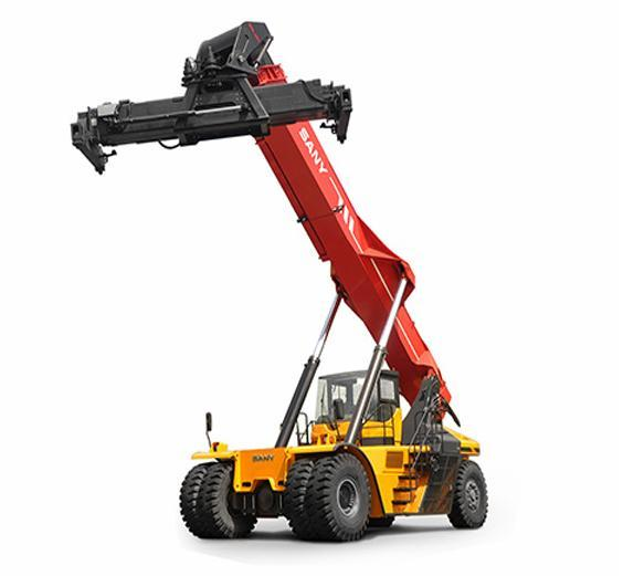 81.2 ton Reach Stacker
