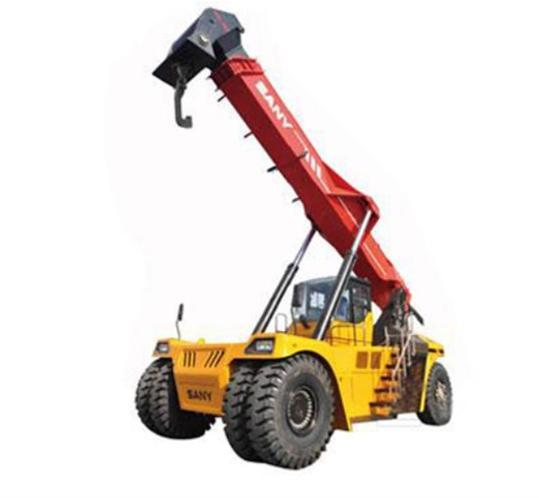 65.5 ton Reach Stacker