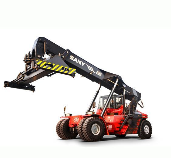 72 ton Reach Stacker
