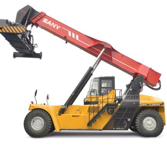 76.5 ton Reach Stacker