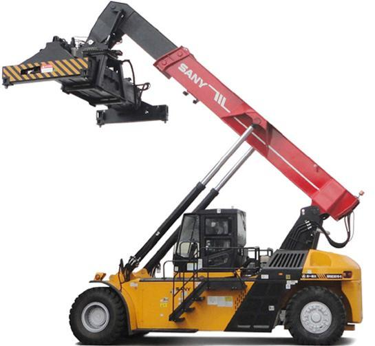 73 ton Reach Stacker