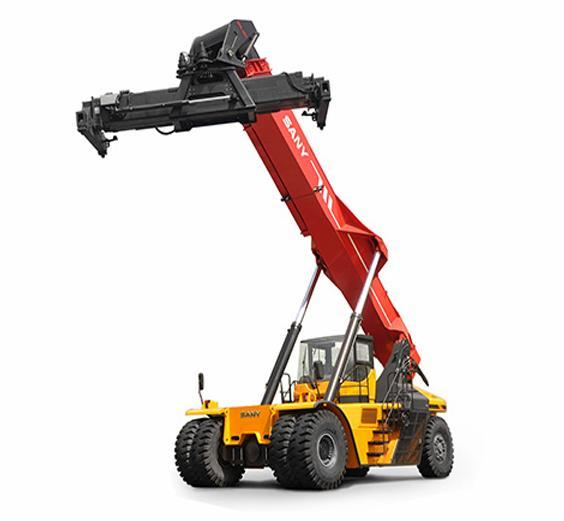 92 ton Reach Stacker