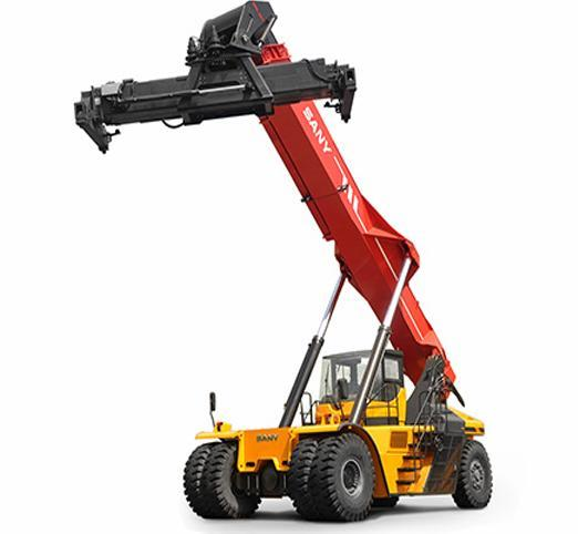 75.5 ton Reach Stacker
